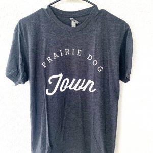 Prairie Dog Town T-Shirt Front