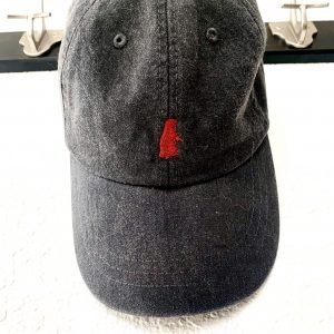 Photograph of the front of the Prairie Dog Cap