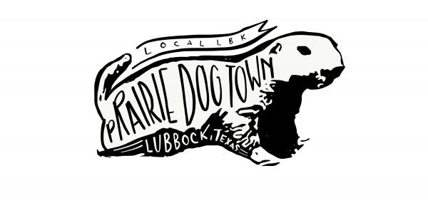 Prairie Dog Town decal design