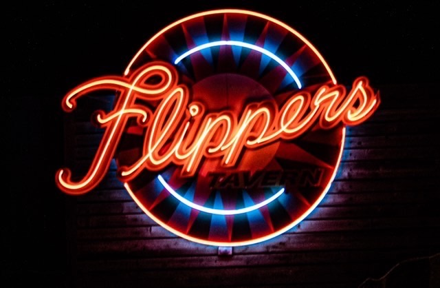 Spread that Local Love with Flippers Tavern